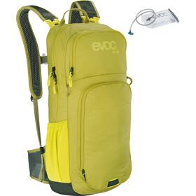 EVOC CC Zaino 16l + Bladder 2l verde